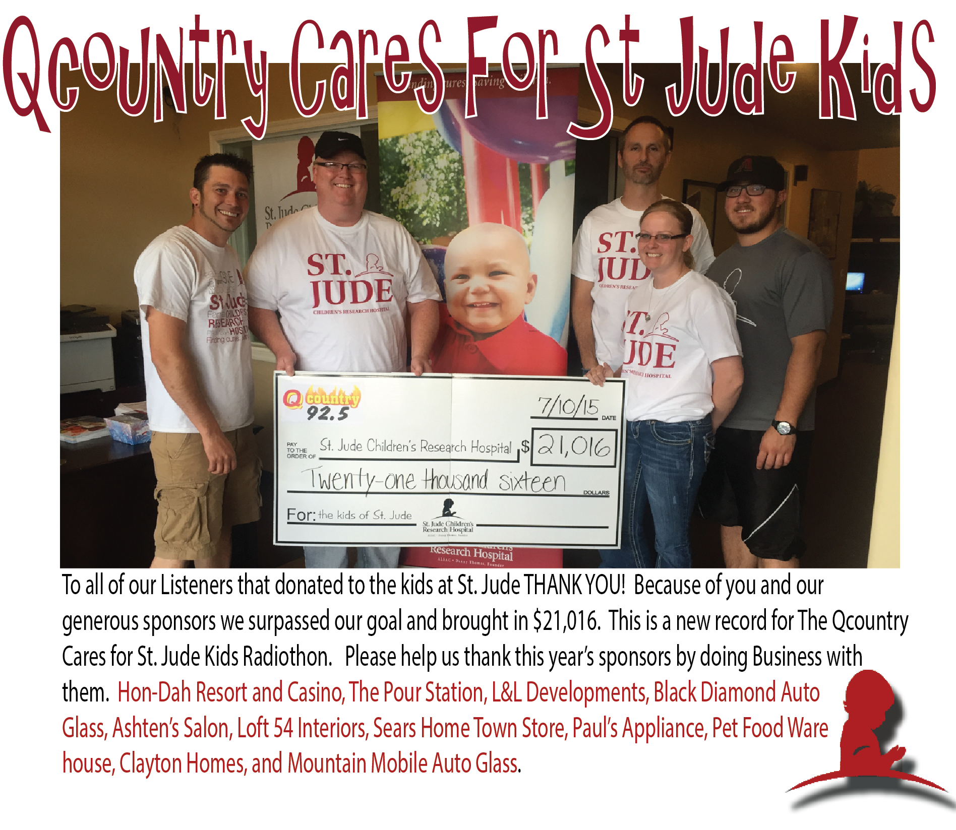 2015 Qcountry Radiothon
